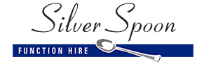 Silver Spoon Hire Mobile Logo